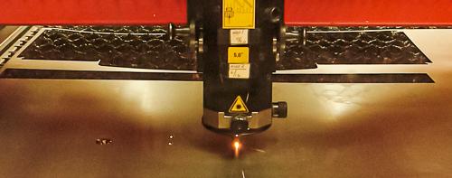 rack mount sheet metal laser