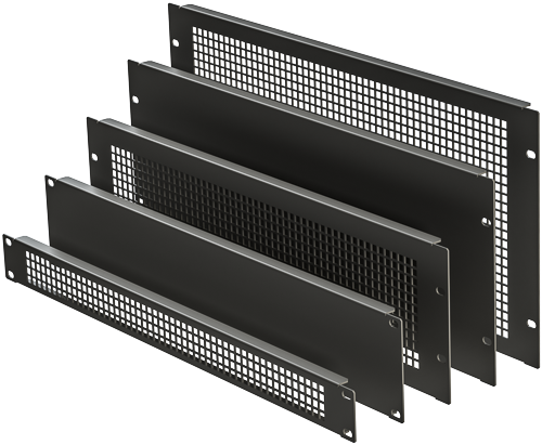 rack mount chassis front panels